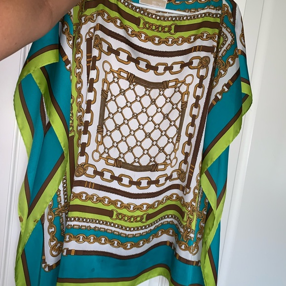 Michael Kors Tops - Michael Kors sz.L/Xl silk tunic